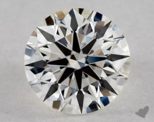 Round 1.66, color I, VS2  Ideal diamond