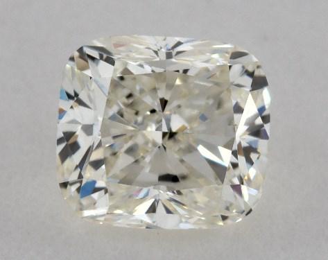 Cushion 0.60, color I, VVS1  Very Good diamond