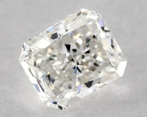 Radiant 0.52, color I, SI1  Very Good diamond