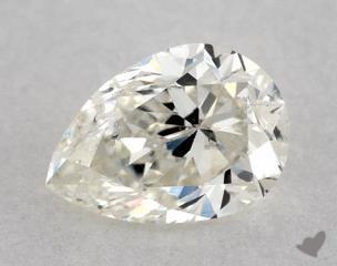 pear0.71 Carat KSI2