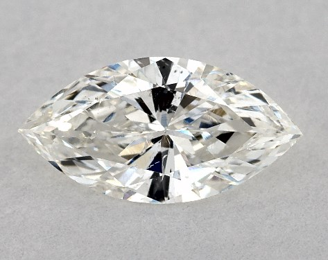 Marquise 0.44, color H, SI2  Very Good diamond