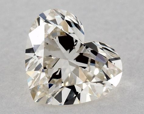 Heart 0.71, color K, VS2  Very Good diamond