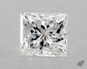 Princess 0.80, color E, VVS2  Very Good diamond
