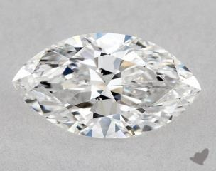 Marquise 0.80, color D, VVS1  Very Good diamond