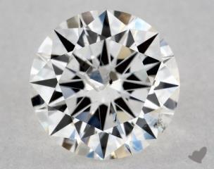 Round 0.91, color G, I1  Very Good diamond