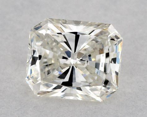 Radiant 0.38, color I, VVS2  Very Good diamond