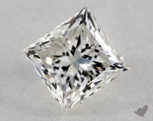 Princess 0.71, color H, SI2  Very Good diamond