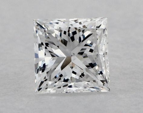 Princess 0.61, color E, SI1  Very Good diamond