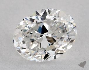 Oval 1.20, color E, VS2  Very Good diamond