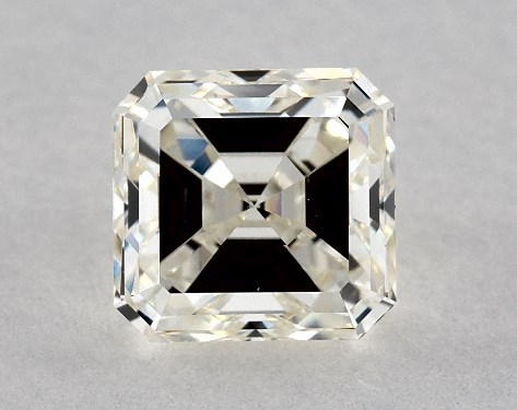 Asscher 0.95, color J, VS1  Very Good diamond