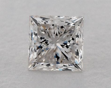 Princess 0.50, color I, VS2  Very Good diamond