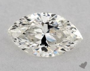 Marquise 0.51, color J, VS2  Very Good diamond