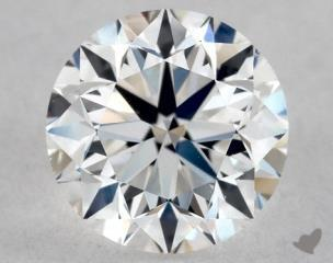 Round 0.71, color E, VS2  Very Good diamond