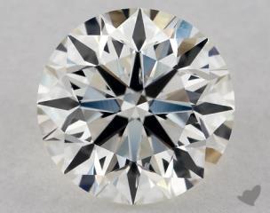 Round 0.92, color I, SI2  Very Good diamond