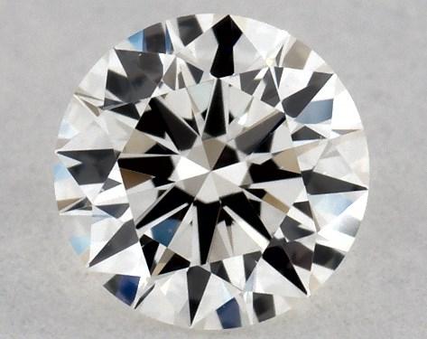 Round 0.23, color I, VS1  Very Good diamond