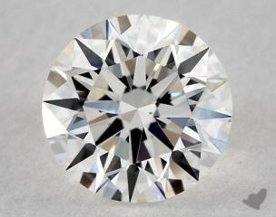 Round 0.92, color I, VS2  Excellent diamond