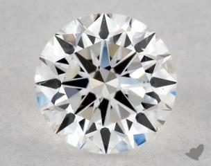 Round 0.80, color G, SI2  Very Good diamond
