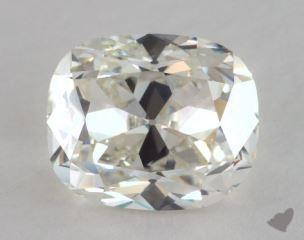 Cushion 4.01, color I, VVS1  Very Good diamond