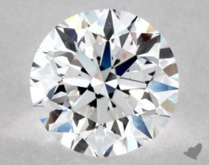 Round 0.91, color D, VS2  Very Good diamond