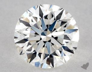 Round 0.90, color G, VVS1  Very Good diamond