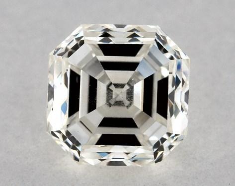 Asscher 0.62, color K, SI2  Good diamond