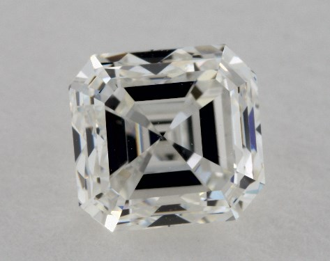 Asscher 0.70, color H, VS1  Good diamond