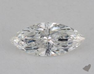 Marquise 1.04, color F, I1  Very Good diamond