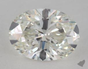 Oval 3.03, color H, VVS2  Very Good diamond