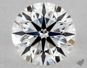 Round 0.96, color H, VS2  Excellent diamond