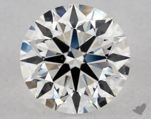 Round 2.03, color I, VS2  Excellent diamond