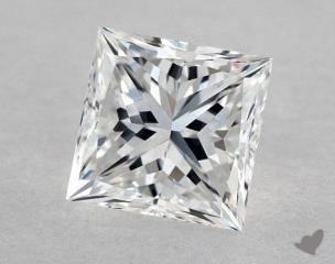Princess 0.81, color E, VVS2  Very Good diamond