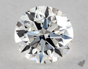 Round 0.91, color E, VVS1  Very Good diamond