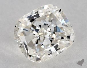 cushion modified0.8 Carat JI1
