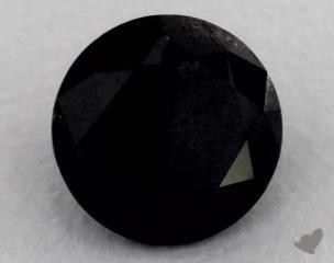 round2.09 Carat Black