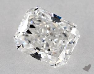 Radiant 0.80, color E, VS1  Ideal diamond