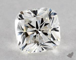 Cushion 0.79, color G, VS1  Ideal diamond