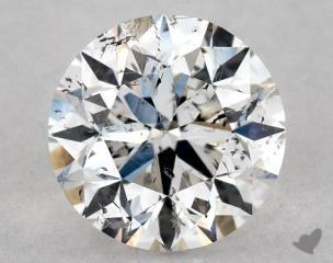 Round 0.79, color F, SI2  Very Good diamond