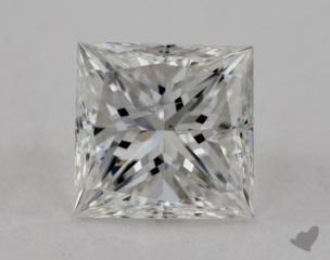 Princess 1.11, color G, I1  Very Good diamond