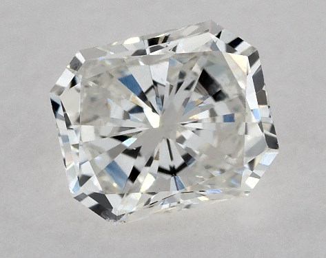 Radiant 0.51, color F, SI1  Good diamond