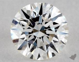 Round 0.79, color H, VVS1  Excellent diamond