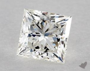 Princess 1.20, color H, VS1  Ideal diamond