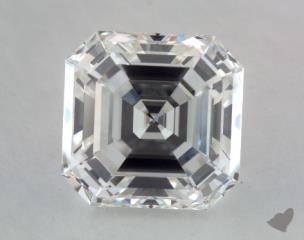 Asscher 2.20, color H, VS2  Very Good diamond
