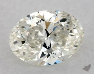 oval0.7 Carat ISI2