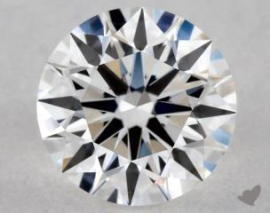 Round 0.43, color E, VVS2  Excellent diamond