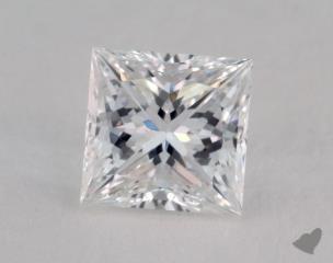 Princess 1.28, color D, IF  Very Good diamond
