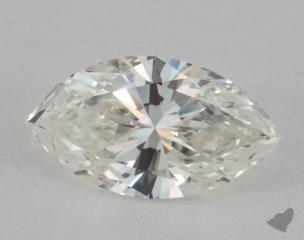 Marquise 1.20, color J, VS1  Very Good diamond