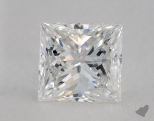 Princess 2.02, color E, VVS1  Very Good diamond