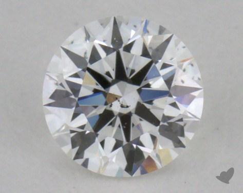<b>0.30</b> Carat E-SI1 Excellent Cut Round Diamond
