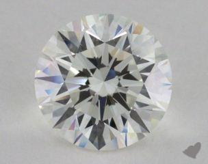 Round 5.12, color G, VS1  Excellent diamond