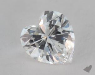 Heart 0.95, color E, VS1  Very Good diamond